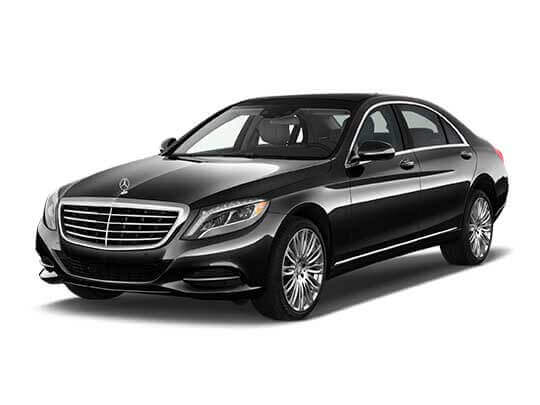 Transferi za rent a car Beograd - Mercedes S-Class