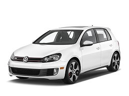 Rent a car Beograd - VW golf 6
